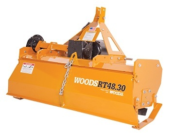 2019 Woods RT48.30 / RTR48.30 Rotary Tiller in Hazlehurst, Georgia