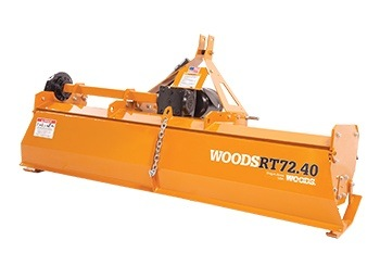 2019 Woods RT72.40 / RTR72.40 Rotary Tiller in Hazlehurst, Georgia
