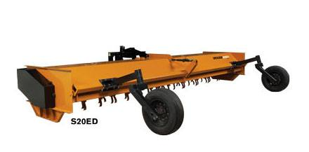 2020 Woods S20ED Flail Shredder in Saucier, Mississippi