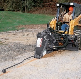 2020 Woods PS915 Pavement Saw in Saucier, Mississippi