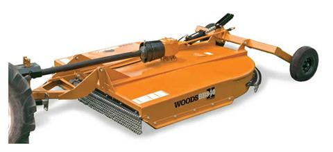 2020 Woods BB840X-P Brushbull Single-spindle Cutter in Warren, Arkansas