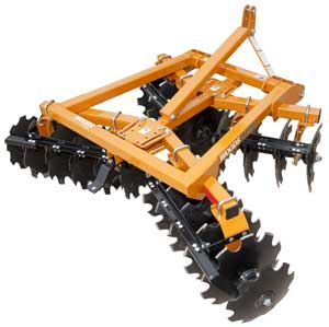 2020 Woods DHM80 Disc Harrow in Saucier, Mississippi
