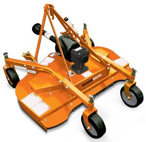 2020 Woods RDC54 Rear Mount Finish Mower in Saucier, Mississippi
