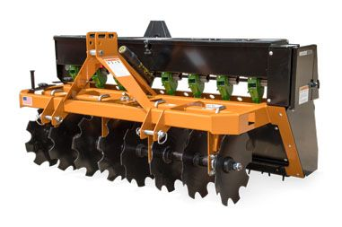 2020 Woods CSS60 Compact Super Seeder in Saucier, Mississippi