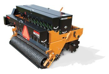 2020 Woods FPS60 Food Plot Seeder in Saucier, Mississippi