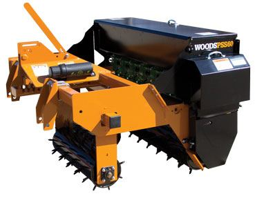 2020 Woods PSS48 Precision Super Seeder in Saucier, Mississippi