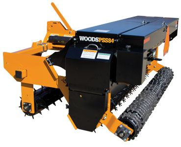 2020 Woods PSS84 Precision Super Seeder in Saucier, Mississippi