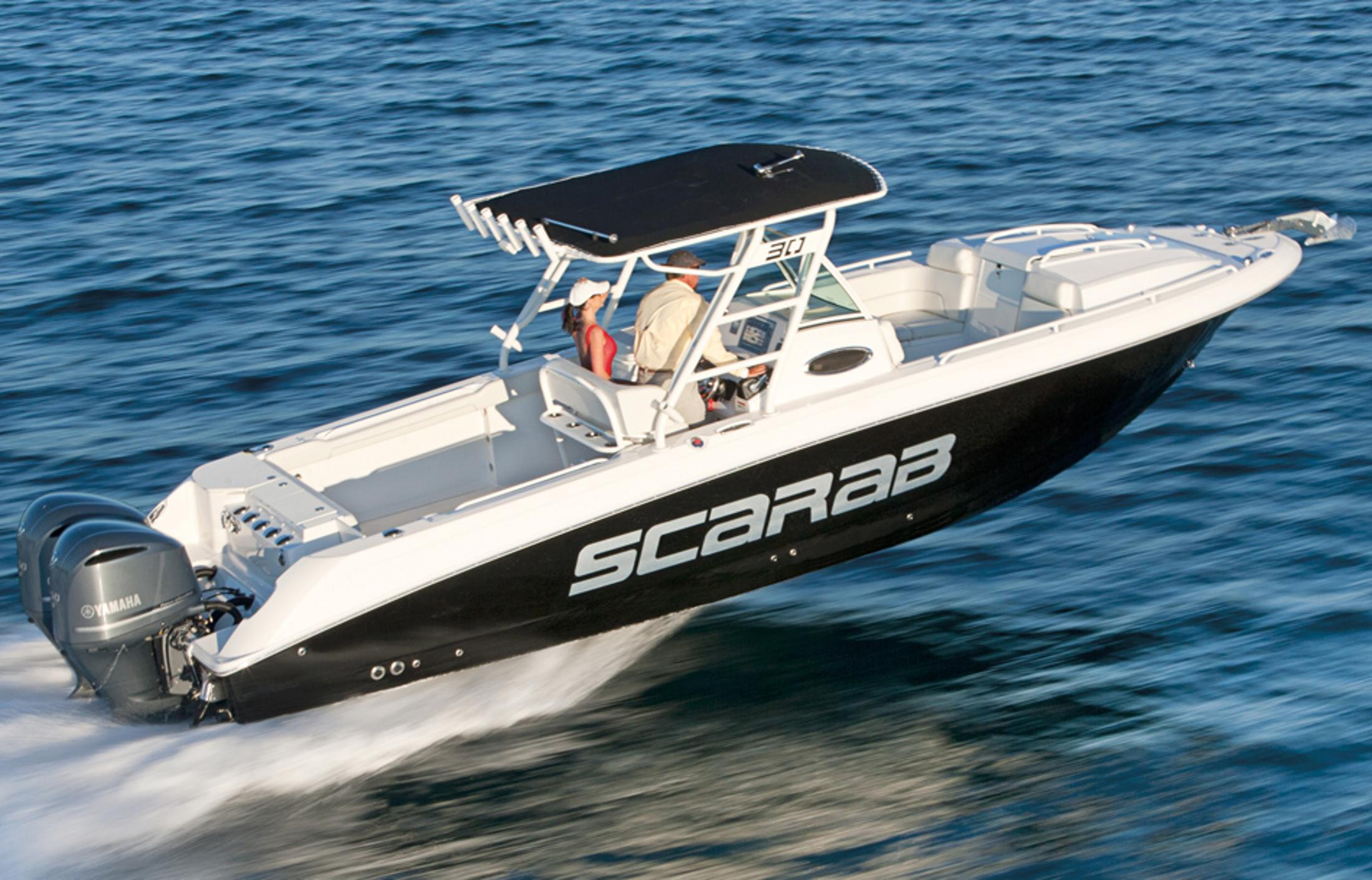 New 2016 Wellcraft 30 Scarab Offshore Sport Power Boats