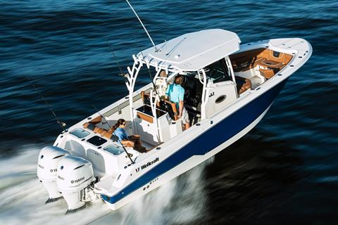 2019 Wellcraft 302 Fisherman in Clearwater, Florida