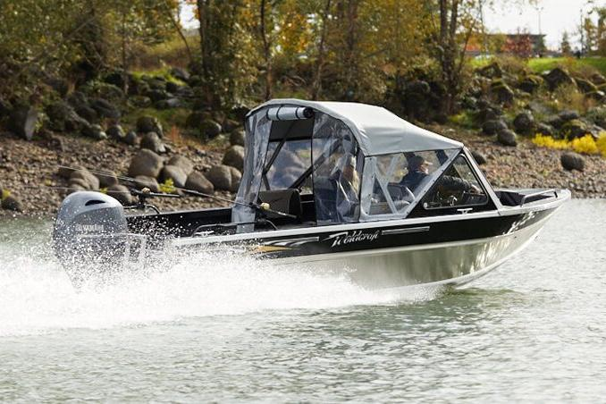 2020 Weldcraft 18 Angler Sport in Sparks, Nevada - Photo 1
