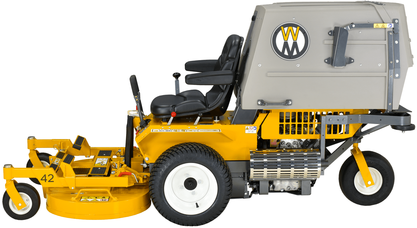 New 2016 Walker Mowers C19 Lawn Mowers in Port Angeles, WA