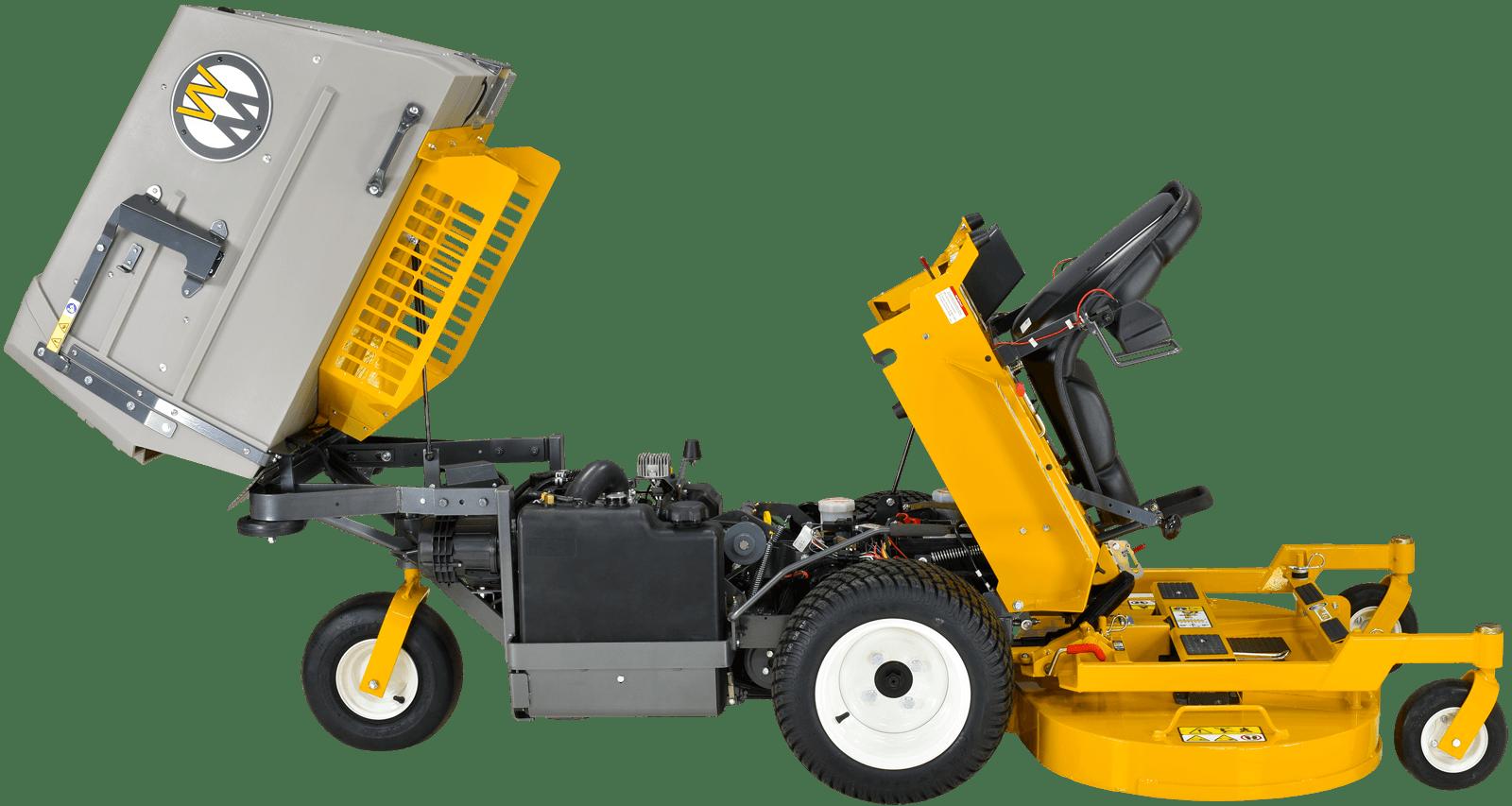 Walker Mower Deck Parts