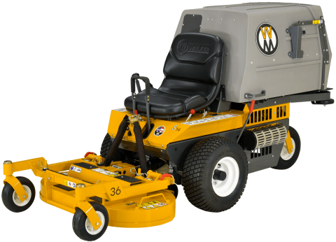 2016 Walker Mowers S14 in Port Angeles, Washington