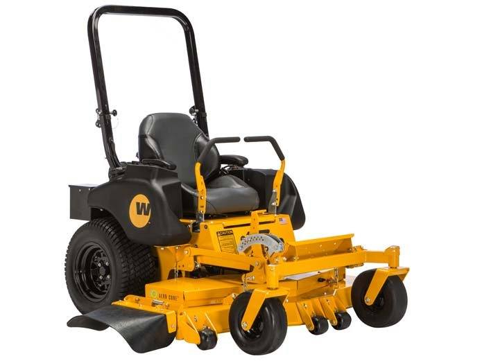 New 2015 Wright Wright Zto 61 In Lawn Mowers In Bowling
