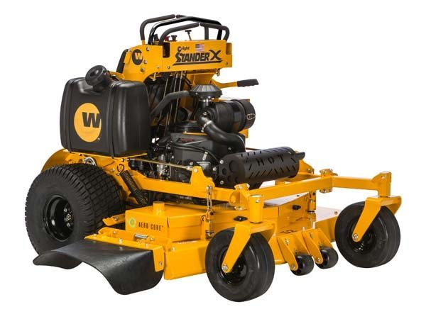New 2016 Wright Stander X 61 In Lawn Mowers In Bowling