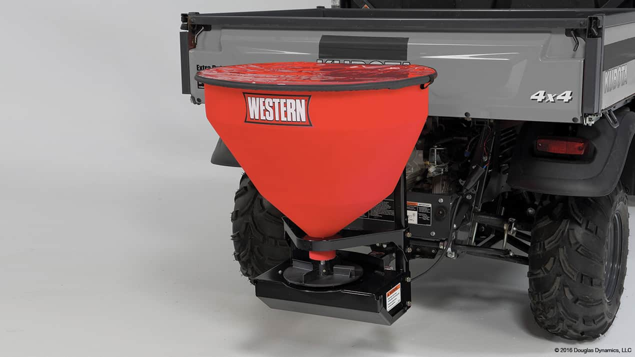 2017 Western Snowplows LOW-PRO 300W in Erie, Pennsylvania