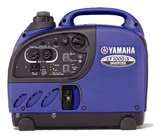 Yamaha EF1000iS Generator in Hobart, Indiana - Photo 1