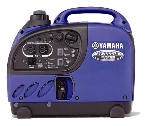 Yamaha EF1000iS Generator in Muskogee, Oklahoma