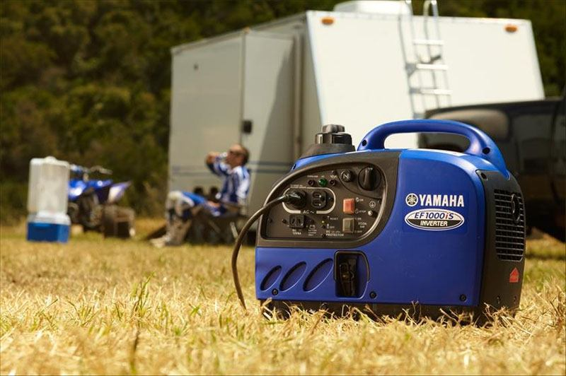Yamaha EF1000iS Generator in Scottsbluff, Nebraska - Photo 6