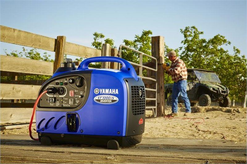 Yamaha EF1000iS Generator in Scottsbluff, Nebraska - Photo 7