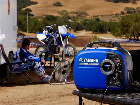 Yamaha EF2000iSv2 in Victorville, California - Photo 4