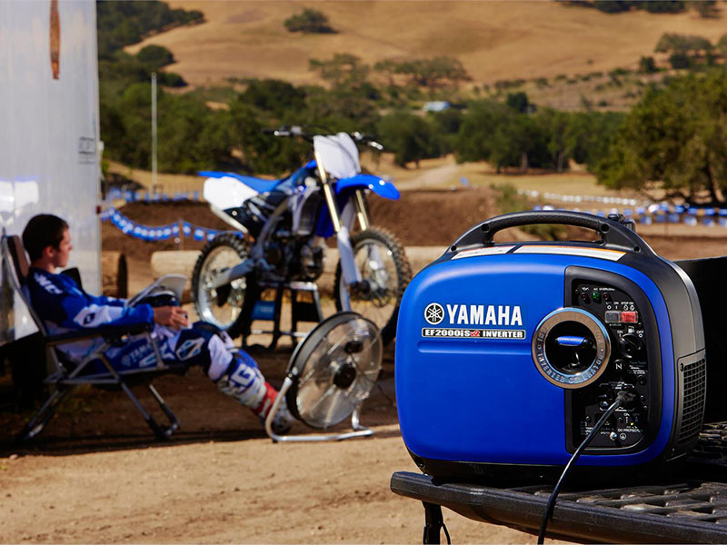 Yamaha EF2000iSv2 in Victorville, California - Photo 5