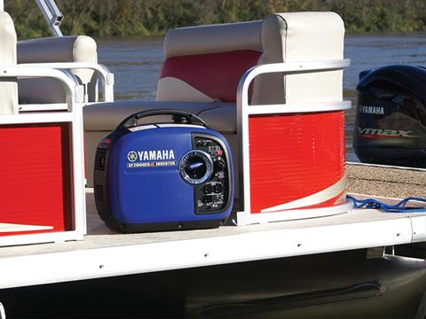 Yamaha EF2000iSv2 in Scottsbluff, Nebraska - Photo 11