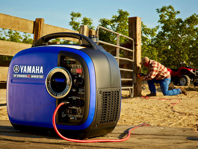Yamaha EF2000iSv2 in Scottsbluff, Nebraska - Photo 14