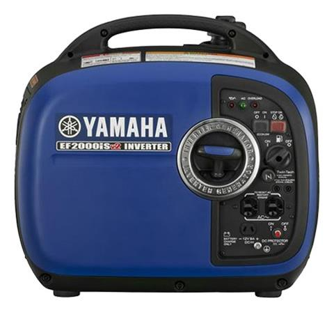Yamaha EF2000iSV2 Generator in Lewiston, Maine