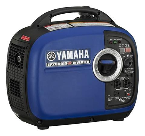 Yamaha EF2000iSV2 Generator in Coloma, Michigan - Photo 3