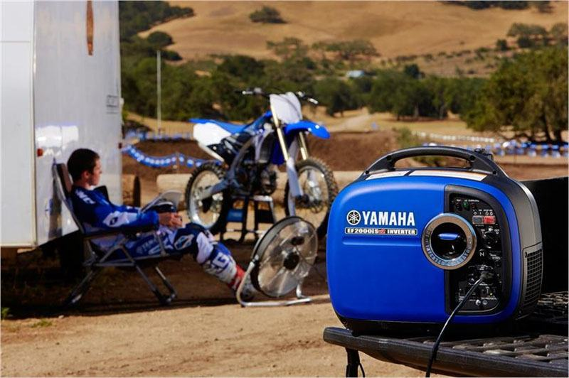 Yamaha EF2000iSV2 Generator in Coloma, Michigan - Photo 6