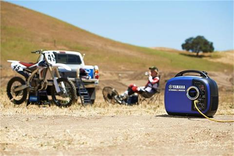 Yamaha EF2000iSV2 Generator in Victorville, California - Photo 8