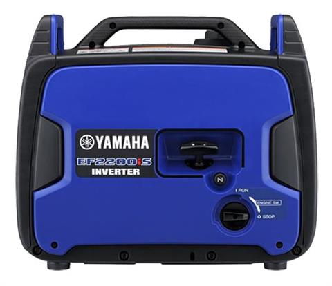 Yamaha EF2200iS Generator in Lewiston, Maine