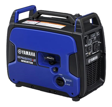 Yamaha EF2200iS Generator in Hobart, Indiana - Photo 6