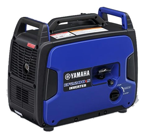 Yamaha EF2200iS Generator in Geneva, Ohio - Photo 7