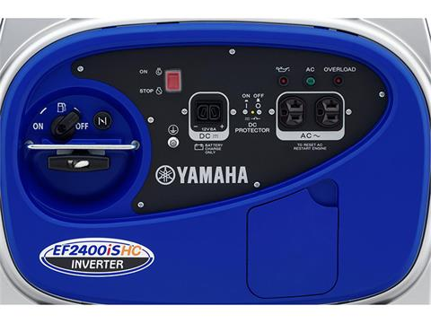 Yamaha EF2400iSHC in Sacramento, California - Photo 4