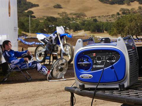 Yamaha EF2400iSHC in Sacramento, California - Photo 14