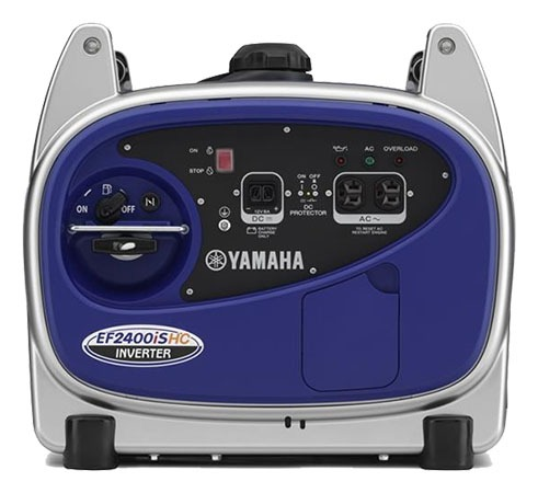 Yamaha EF2400iSHC Generator in Eden Prairie, Minnesota - Photo 1