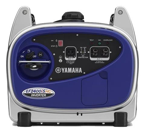 Yamaha EF2400iSHC Generator in Lewiston, Maine