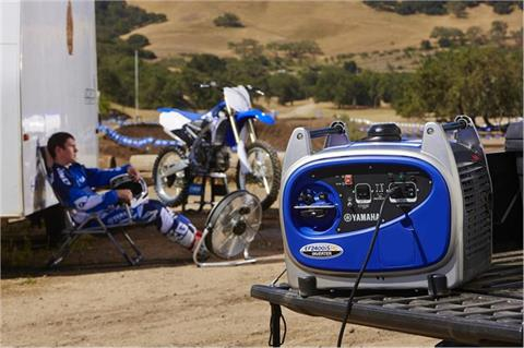 Yamaha EF2400iSHC Generator in Moses Lake, Washington - Photo 8
