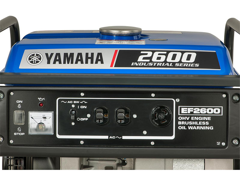 Yamaha EF2600 in North Little Rock, Arkansas - Photo 10