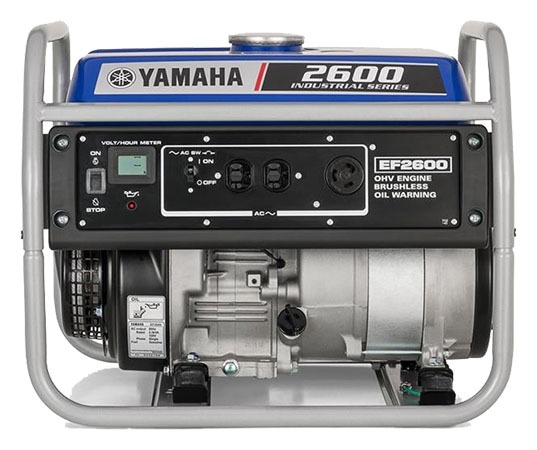 Yamaha EF2600 Generator in Geneva, Ohio - Photo 1
