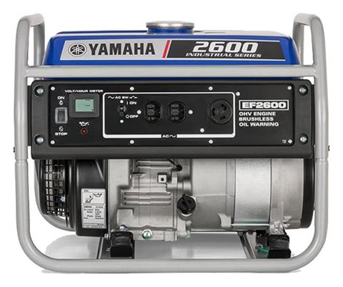 Yamaha EF2600 Generator in Coloma, Michigan