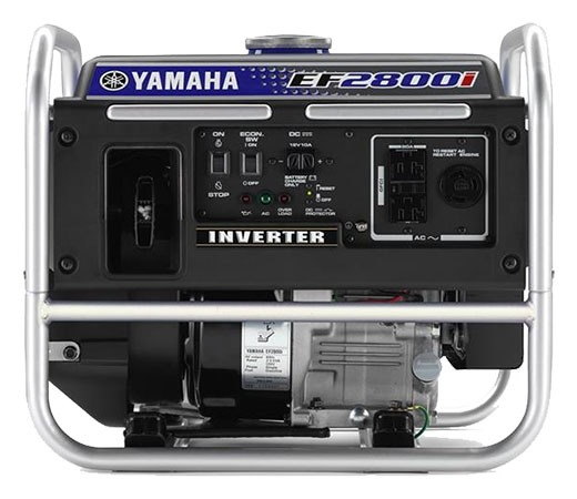 Yamaha EF2800i Generator in Forest Lake, Minnesota - Photo 1