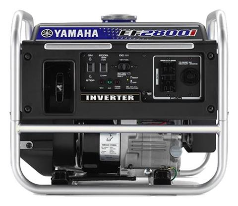 Yamaha EF2800i Generator in Escanaba, Michigan