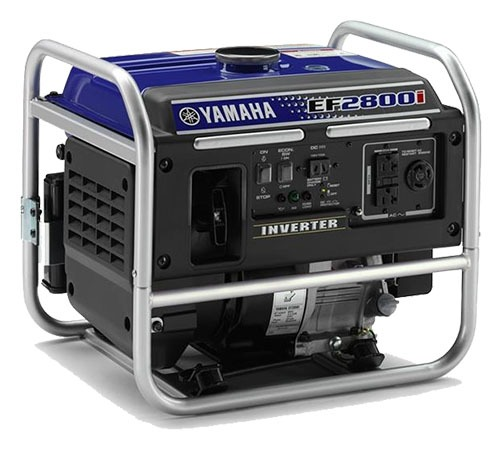 Yamaha EF2800i Generator in Forest Lake, Minnesota - Photo 2