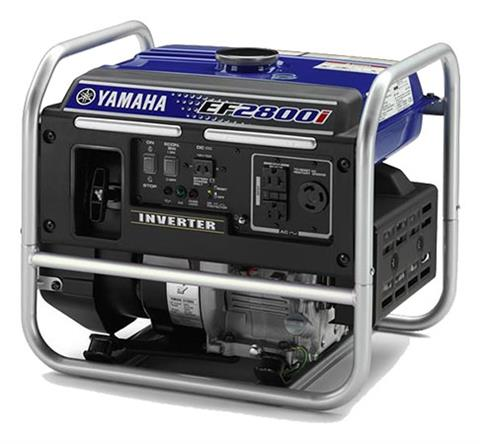 Yamaha EF2800i Generator in Ishpeming, Michigan - Photo 3