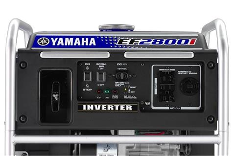 Yamaha EF2800i Generator in Metuchen, New Jersey - Photo 4
