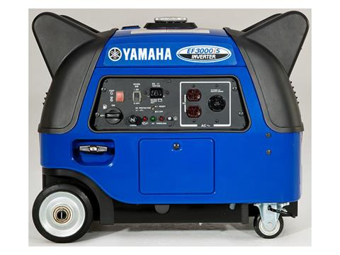 Yamaha EF3000iS in Metuchen, New Jersey
