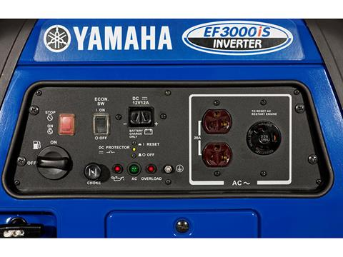 Yamaha EF3000iS in Hickory, North Carolina - Photo 4